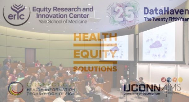 Connecticut data project with health equity solutions and CT OHS HITO