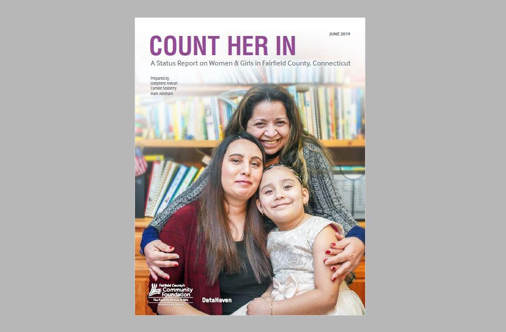 Women and Girls Connecticut Data Report - Thumbnail