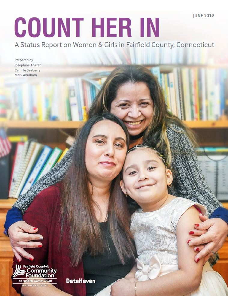 Women and Girls Connecticut Data Report
