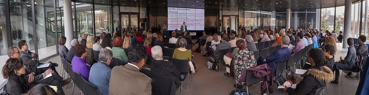 DataHaven statewide data release conference Photo Credit Harold Shapiro