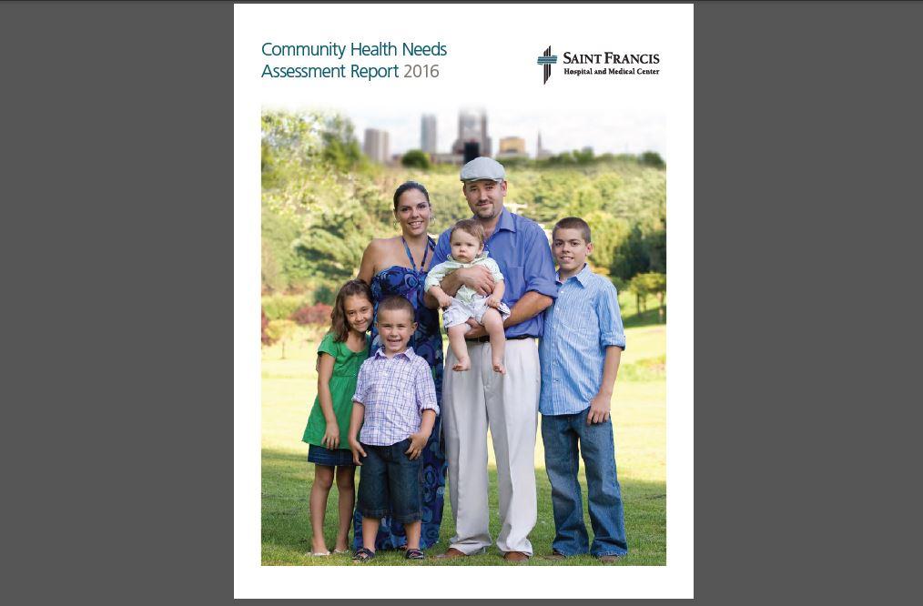 Community Health Needs Assessment Cover Hartford